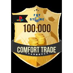 100.000 FIFA 21 Coins PS4 - Comfort Trade
