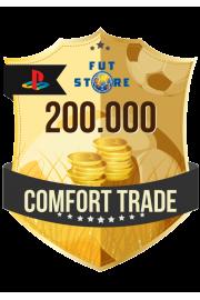 200.000 FIFA 21 Coins PS4 - Comfort Trade