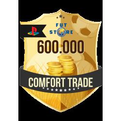 600.000 FIFA 21 Coins PS4 - Comfort Trade