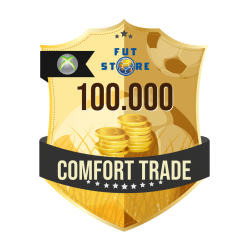 100.000 FIFA 21 Coins Xbox One - Comfort Trade